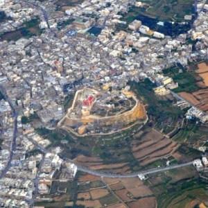 Отдых на Мальте - Цитадель на о. Гоцо