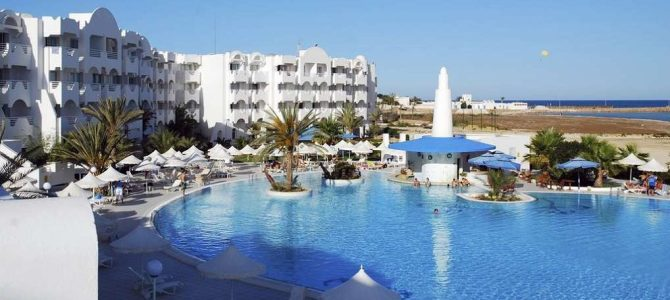 Oстров Джерба, Тунис