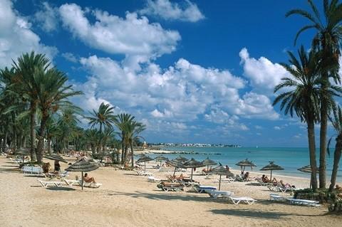 Остров Джерба, Тунис - прекрасные пляжи Джербы
