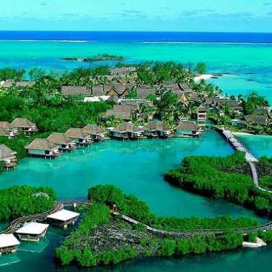 Остров Маврикий, цены - огромное разнообразие отелей.