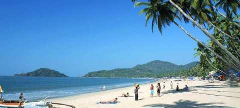 Отдых на Гоа, цены - песчаные пляжи Гоа