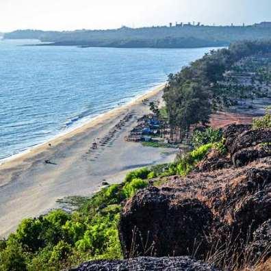 Отдых на Гоа, цены - пляжи Северного Гоа