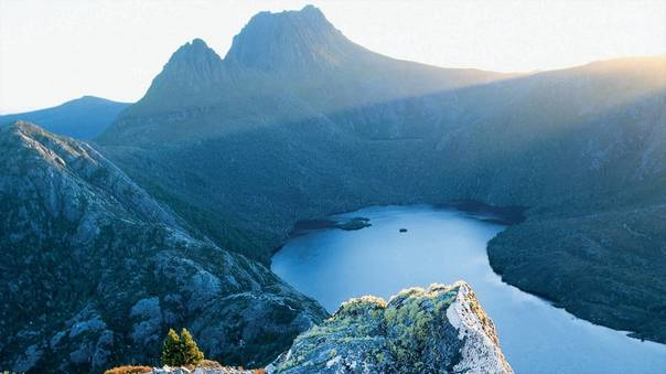 Остров Тасмания - Крадл Маунтин Cradle Mountain