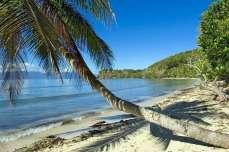 Отдых на острове Фиджи - песчаные пляжи Фидж