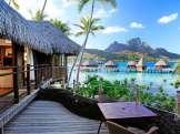 Отдых на острове Бора-Бора - гостиница Le Maitai