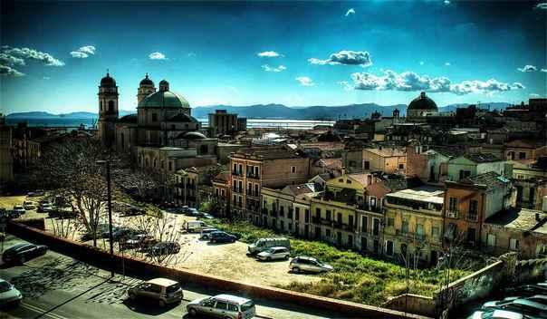 Отдых на острове Сардиния - город Кальяри