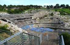 Отдых на острове Сардиния - Римский амфитеатр
