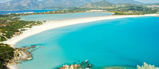 Отдых на острове Сардиния - пляжи Вилласимиуса