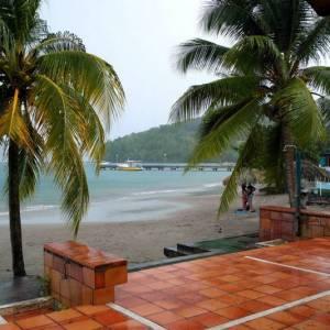 Отдых на острове Мартиника-пляж Анс-а-Лан