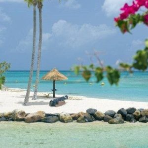 Отдых на острове Мартиника-пляжи Мартиники