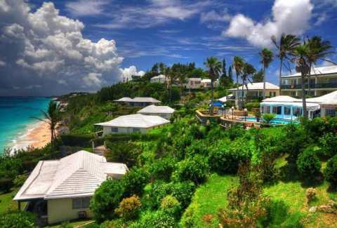 Топ 10 островов для отдыха-Бермудские острова-отличные отели