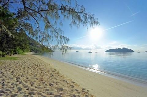 отдых на Сейшельских островах, остров Маэ - морской Национальный парк святой Анны, сказочные пейзажи