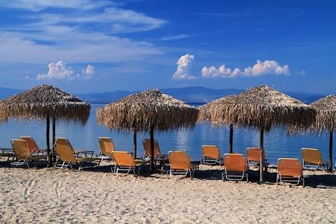 Отдых на острове Кос, Тигаки