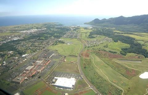 Отдых на Гавайских островах, столица Кауаи - город Лихуэ