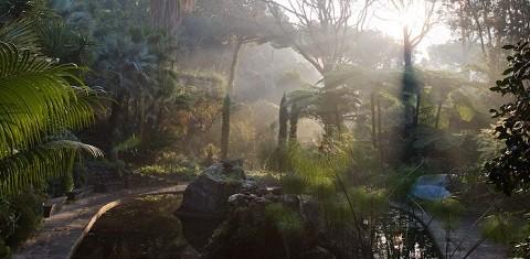 Отдых на острове Искья - Ботанический сад (Giardini La Mortella)
