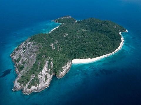 отдых на Сейшельских островах, остров Силуэт
