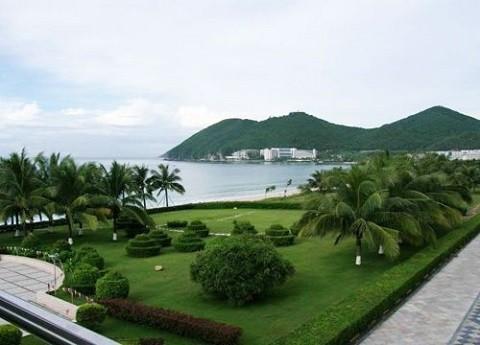 Отдых на острове Хайнань, курорт Ялунвань
