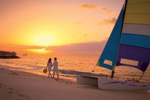 Отдых на Карибских островах, Багамы - множество живописных пейзажей