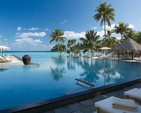 Мальдивские острова, отдых - один из отелей