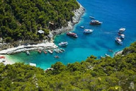 Отдых на острове Закинф, самом зеленом островов Греции