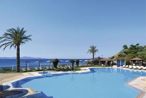 остров Кос, Агиос - Фокас, прекрасные отели