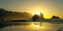 Отдых на острове Тенерифе, удивительные романтичные закаты
