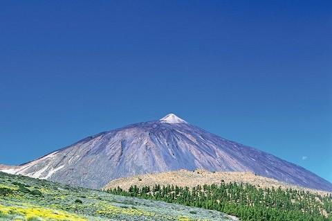 Отдых на островах Испании, канарский архипелаг, остров Тенерифе вулкан Тейде