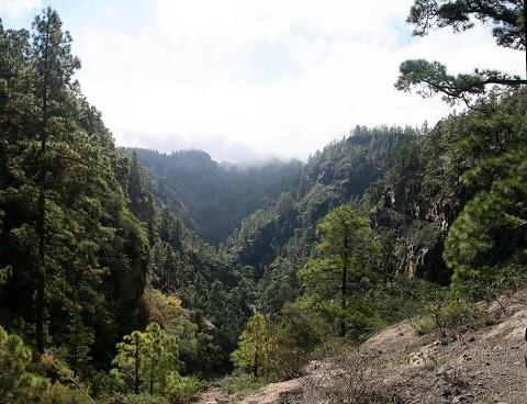 Отдых на острове Тенерифе, Адское ущелье