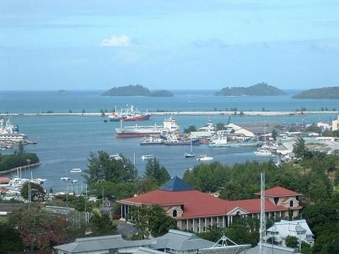 отдых на Сейшельских островах, порт Виктория