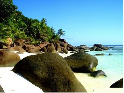 отдых на Сейшельских островах, остров Силуэт - уникальные пейзажи