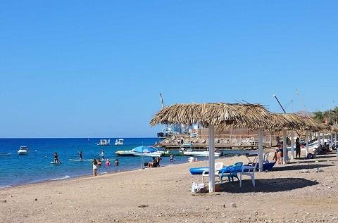 Отдых в Эйлате - хорошо оборудованные пляжи