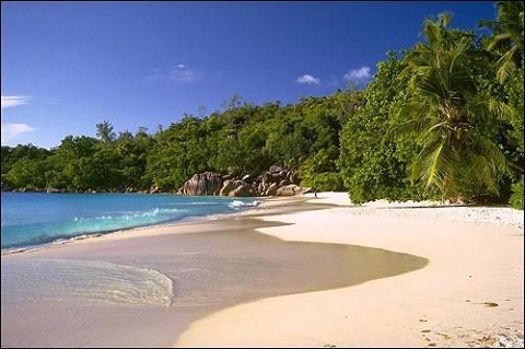 отдых на Сейшельских островах, остров Праслин, пляж Ансе Лацио - вокруг настоящая идиллия