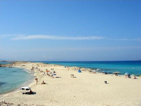 Отдых на островах Испании, остров Форментера, лучшие пляжи Европы