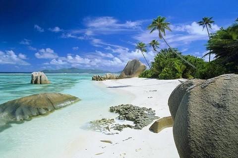 отдых на Сейшельских островах, остров Ла Диг - отличные пляжи