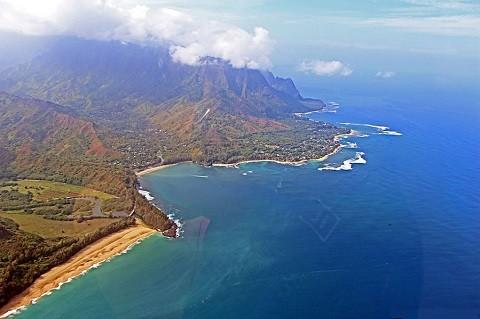 Отдых на Гавайских островах, северное побережье Кауаи