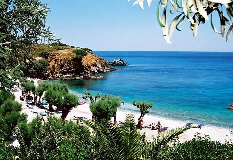 Отдых на острове Крит, множество уголков для уединения