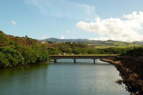 Отдых на Гавайских островах, Кауаи - город Ханапепе
