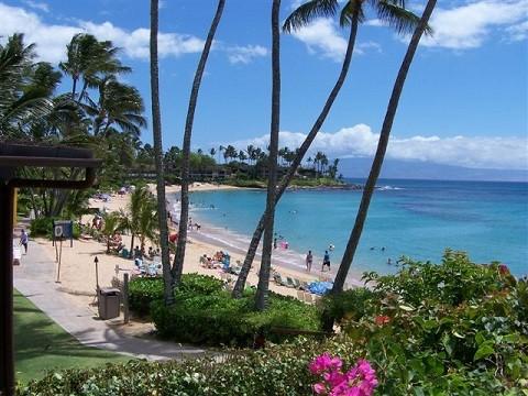 Отдых на Гавайских островах - пляжи Мауи