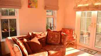 Interior of Milltown Mews Holiday Home Rathmullan