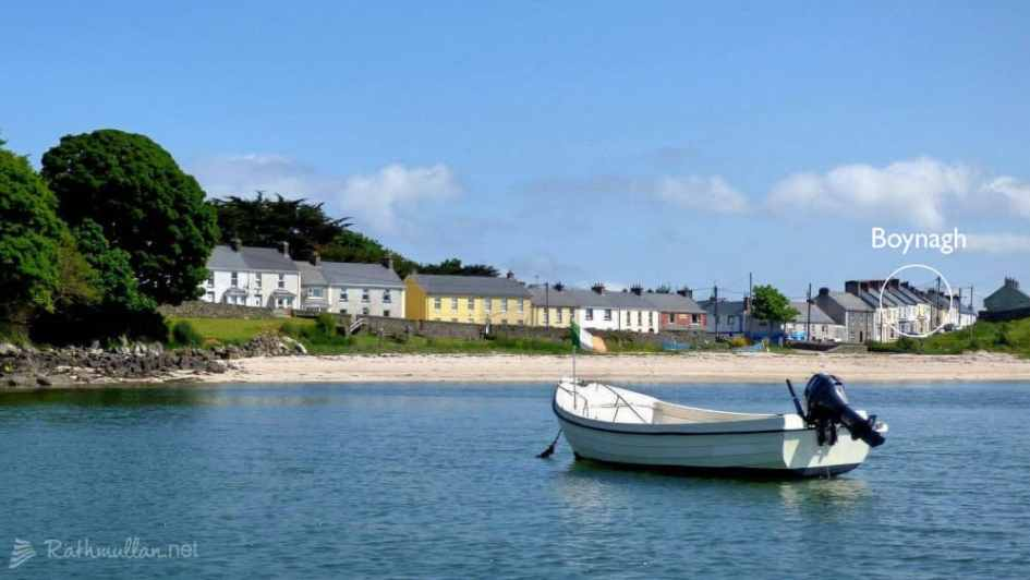Boynagh Holiday Home Rathmullan