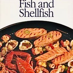 """Weber-Sunset, """"Fish and Shellfish: Grill by the Book"""", 1996."""