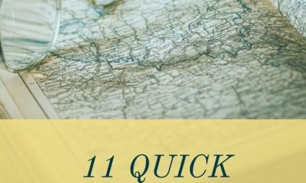 11 Quick Travel Quotes