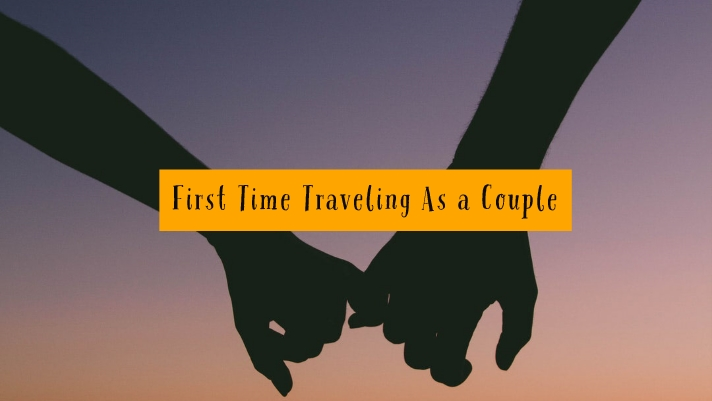 First Couple Travel