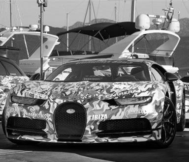 Mykonos luxury cars
