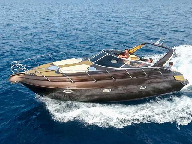 Cranchi Yacht Mykonos