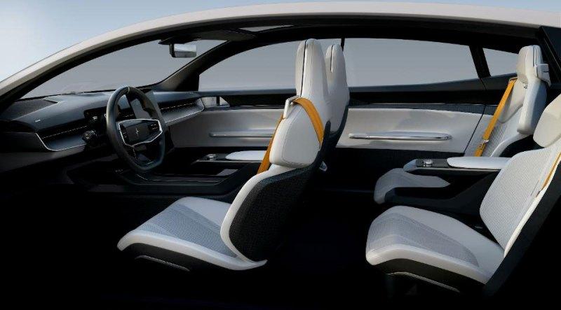 polestar electric car