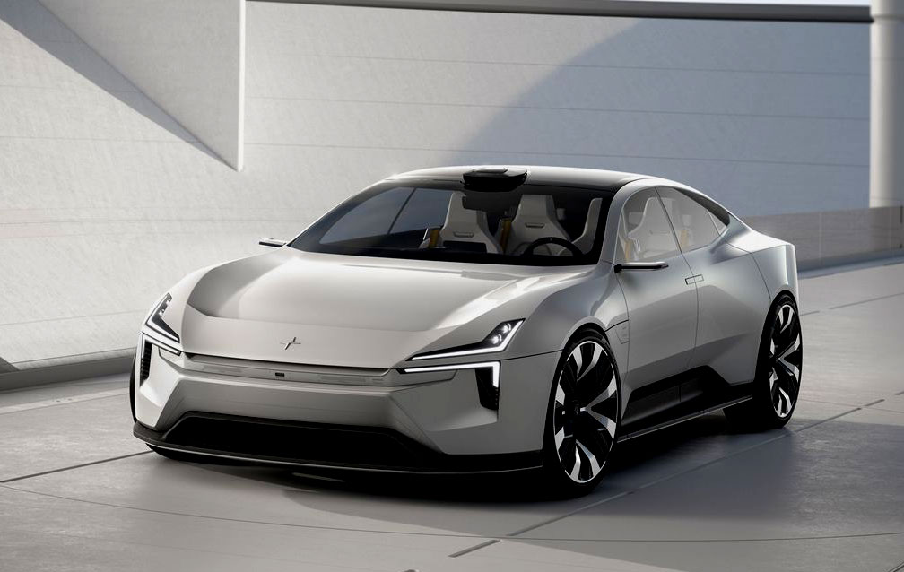 polestar electric car