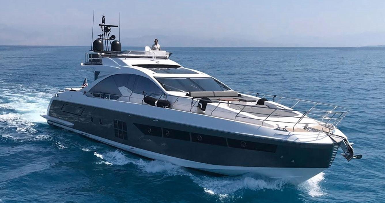 Makani yacht mykonos