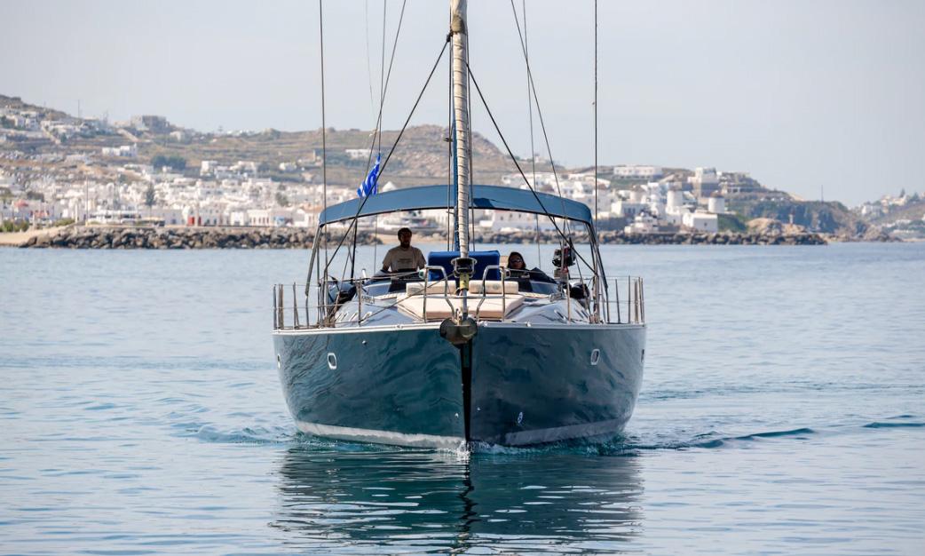 Rent a Boat Mykonos