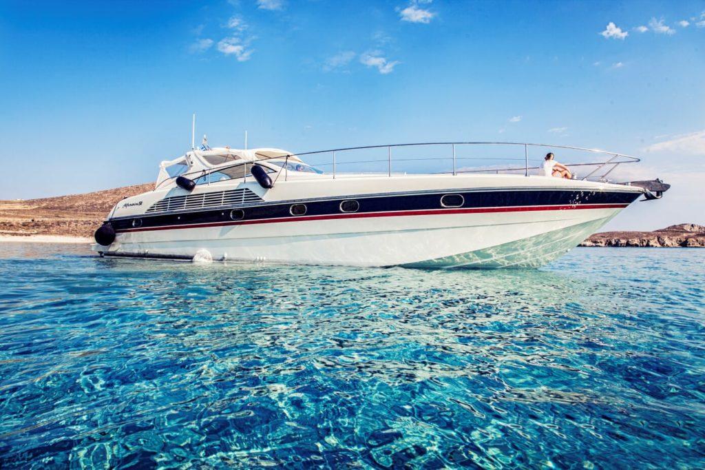 Rent Yacht Mykonos